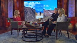 Video Image Thumbnail:Kathie Lee Gifford: The Rock, The Road, & The Rabbi