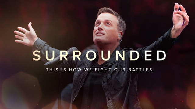Surrounded with Michael W. Smith