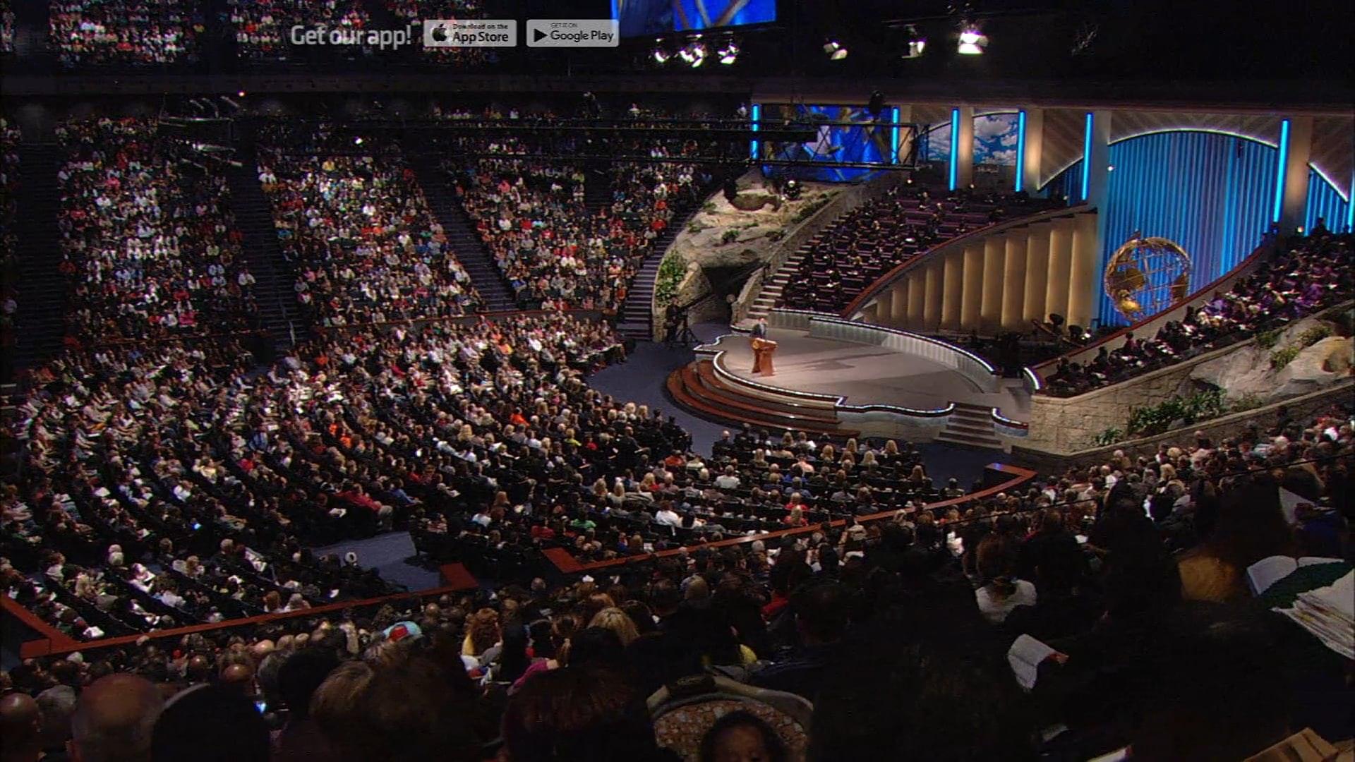 Watch Praying God-Sized Prayers