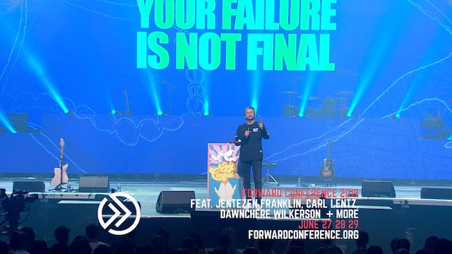 Your Failure is Not Final