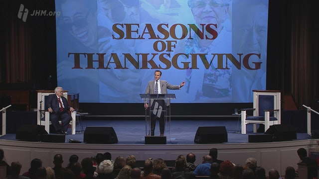 Thanksgiving The Key To Miracles
