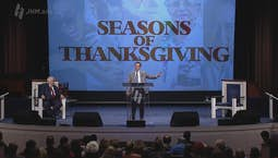 Video Image Thumbnail:Thanksgiving The Key To Miracles
