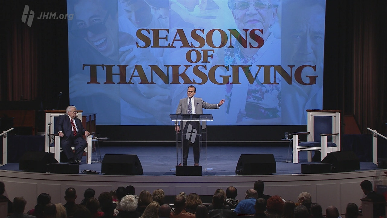 Watch Thanksgiving The Key To Miracles