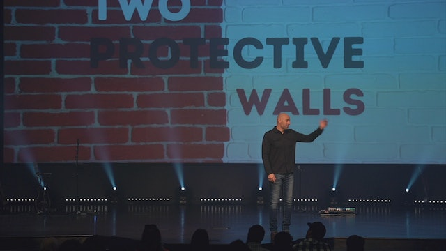 Two Protective Walls