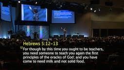 Video Image Thumbnail:Blessings Flow Through Grace Part 2