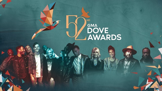 The 52nd Annual GMA Dove Awards