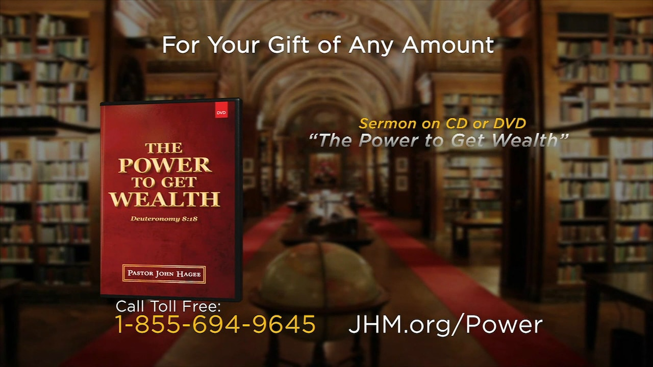 Watch Decisions That Produce Wealth & The Borders of Salvation