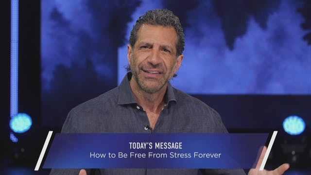 How to Be Free From Stress Forever