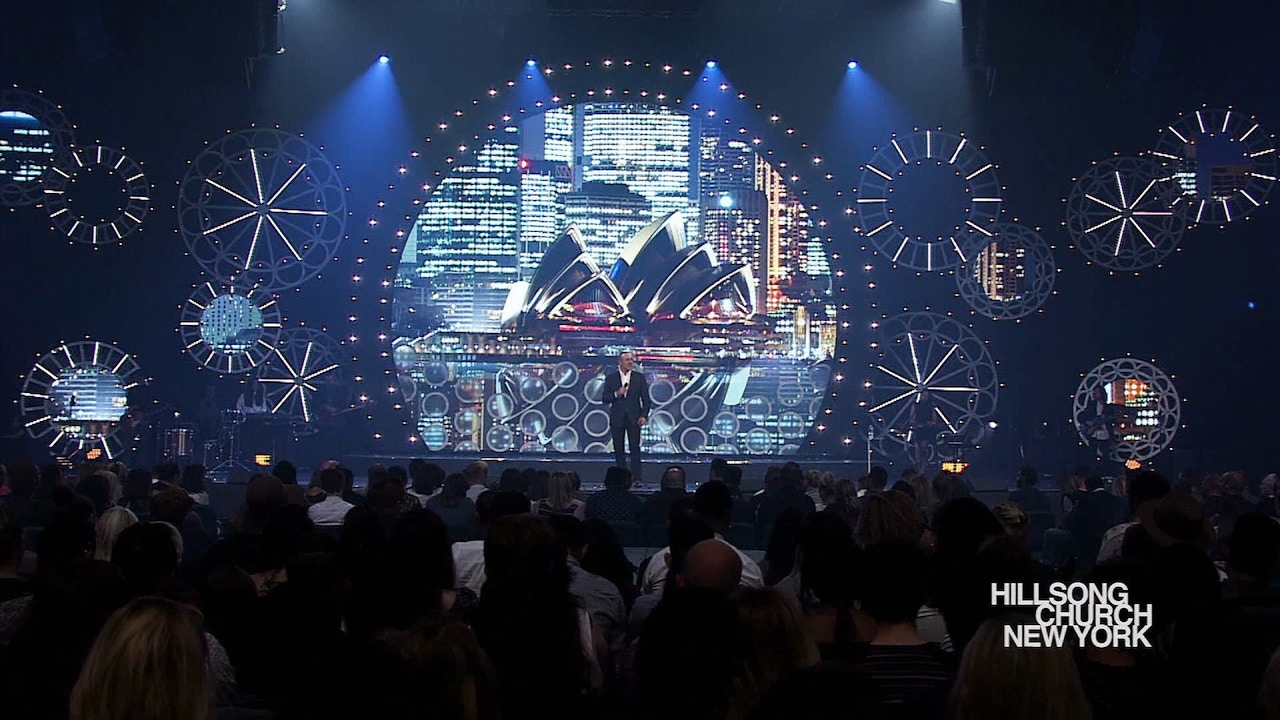 Watch Hillsong Church:  New York