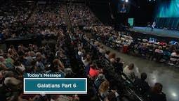 Video Image Thumbnail: Galatians Bible Study Part 6
