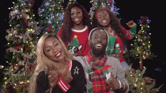 Christmas with Tye Tribbett & Friends...