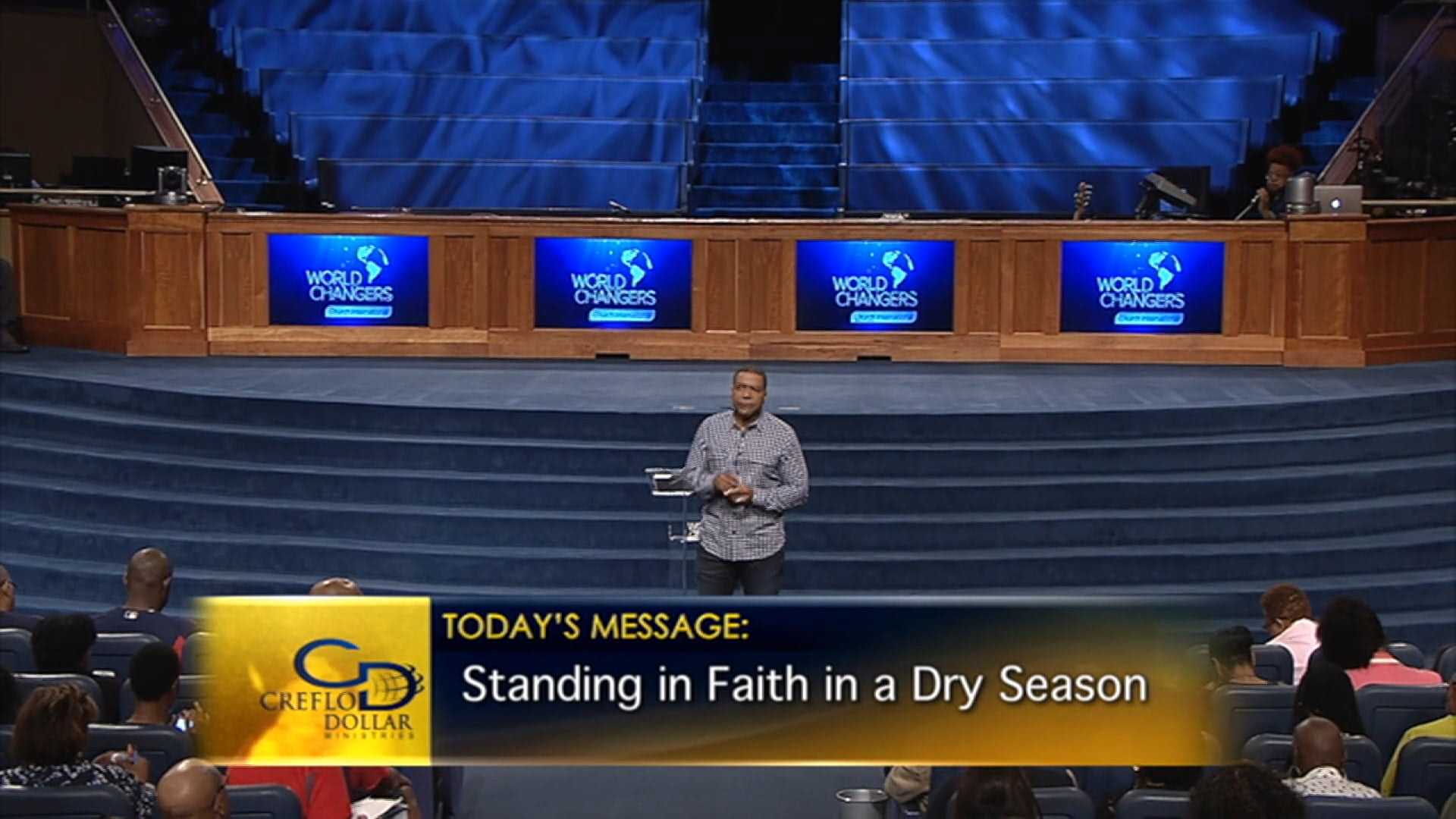 Watch Standing in Faith in a Dry Season
