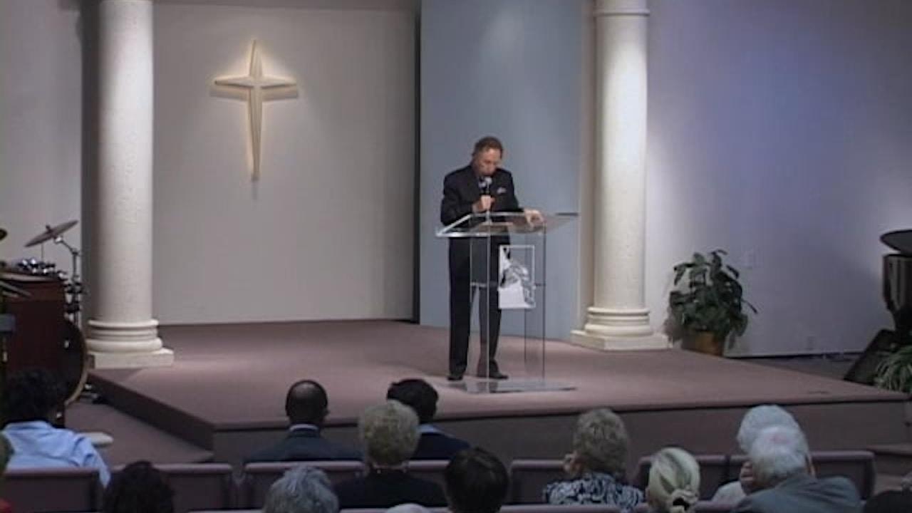 Watch Jerry Barnard - Hope and Healing