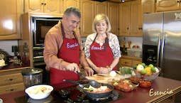Video Image Thumbnail:Guests Julio and Ida Gamez