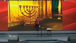 The Gospel Hidden in a Tent: The Golden Lampstand