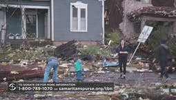 Video Image Thumbnail:Samaritan's Purse - Nashville Tornado