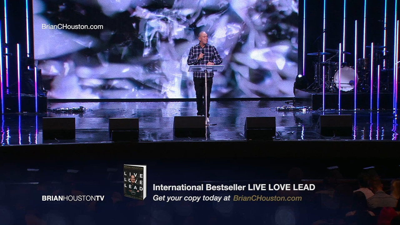 Watch Brian Houston @ Hillsong TV