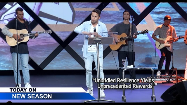 Unbridled Resilience Yields Unprecedented Rewards