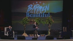 Video Image Thumbnail:From Barren to Beautiful