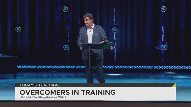 Overcomers In Training - Defeating Di...