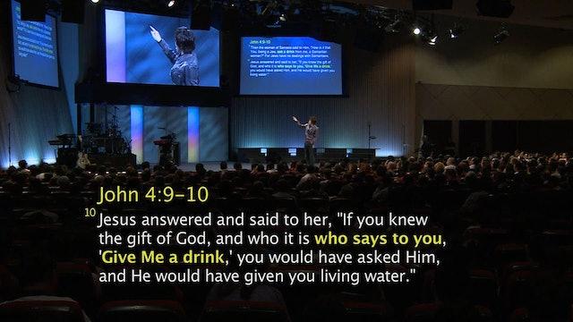 Enjoy Jesus's Supply Part 1