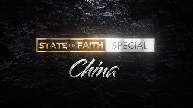 State of Faith - China - March 25, 2021