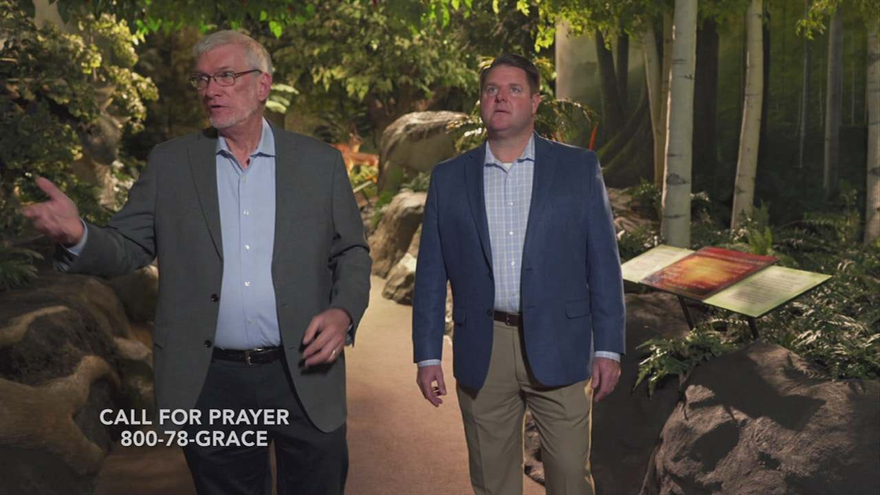 Watch A Walk Through Creation with Ken Ham Part 2