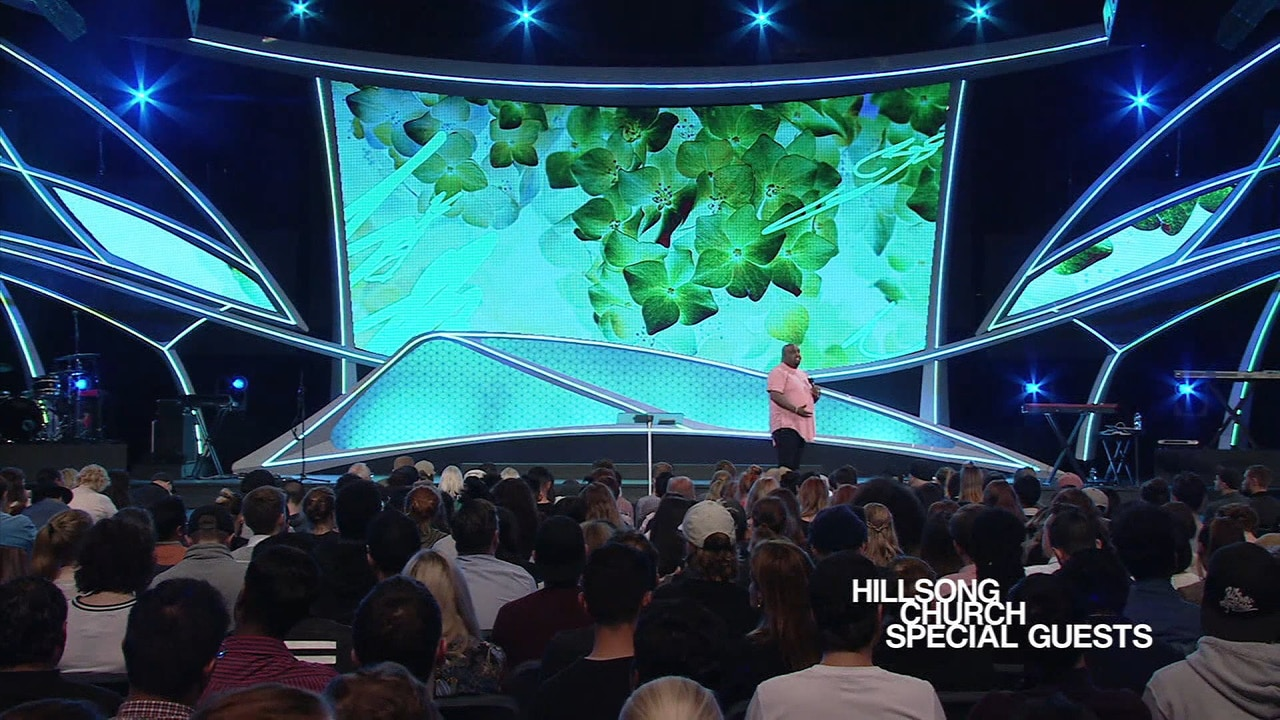 Watch Hillsong Church:  Special Guests