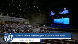 Video Image Thumbnail: Kingdom of God Part 1: Rethink Your Life