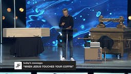 Video Image Thumbnail:When Jesus Touches Your Coffin