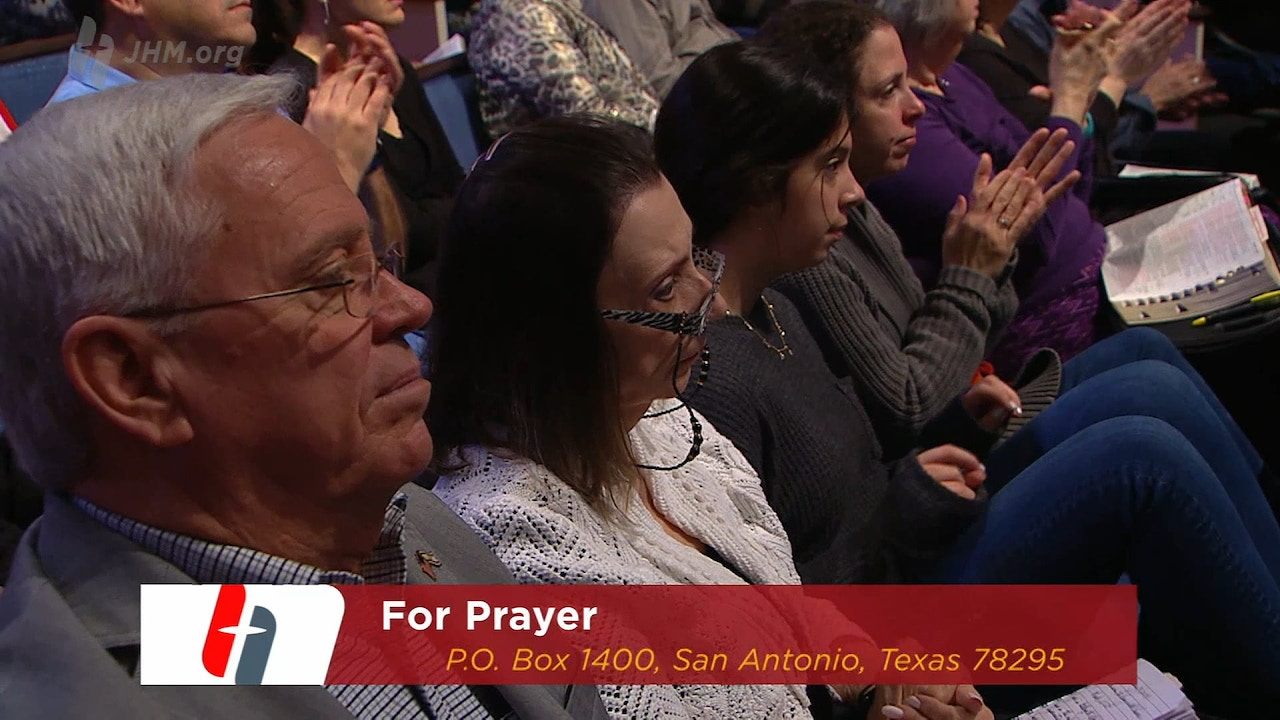 Watch The Decision to Pray with Power: The Power of Our Expectations