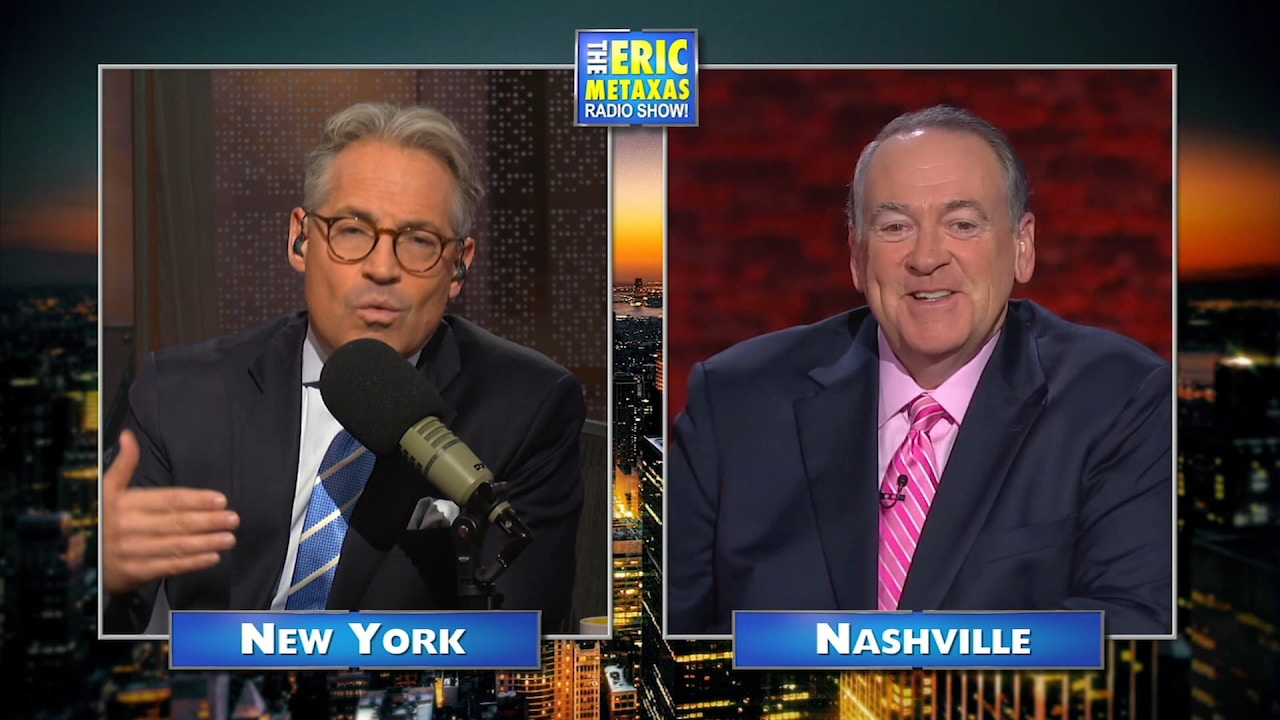 Watch Guests Mike Huckabee and David & Jason Benham
