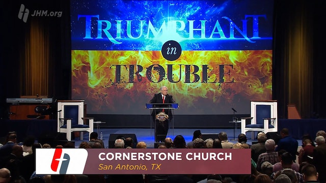 Triumphant in The Day of Trouble and The Force of Fasting