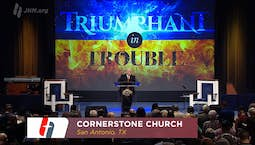 Video Image Thumbnail: Triumphant in The Day of Trouble and The Force of Fasting