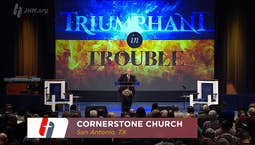 Video Image Thumbnail:Triumphant in The Day of Trouble and The Force of Fasting