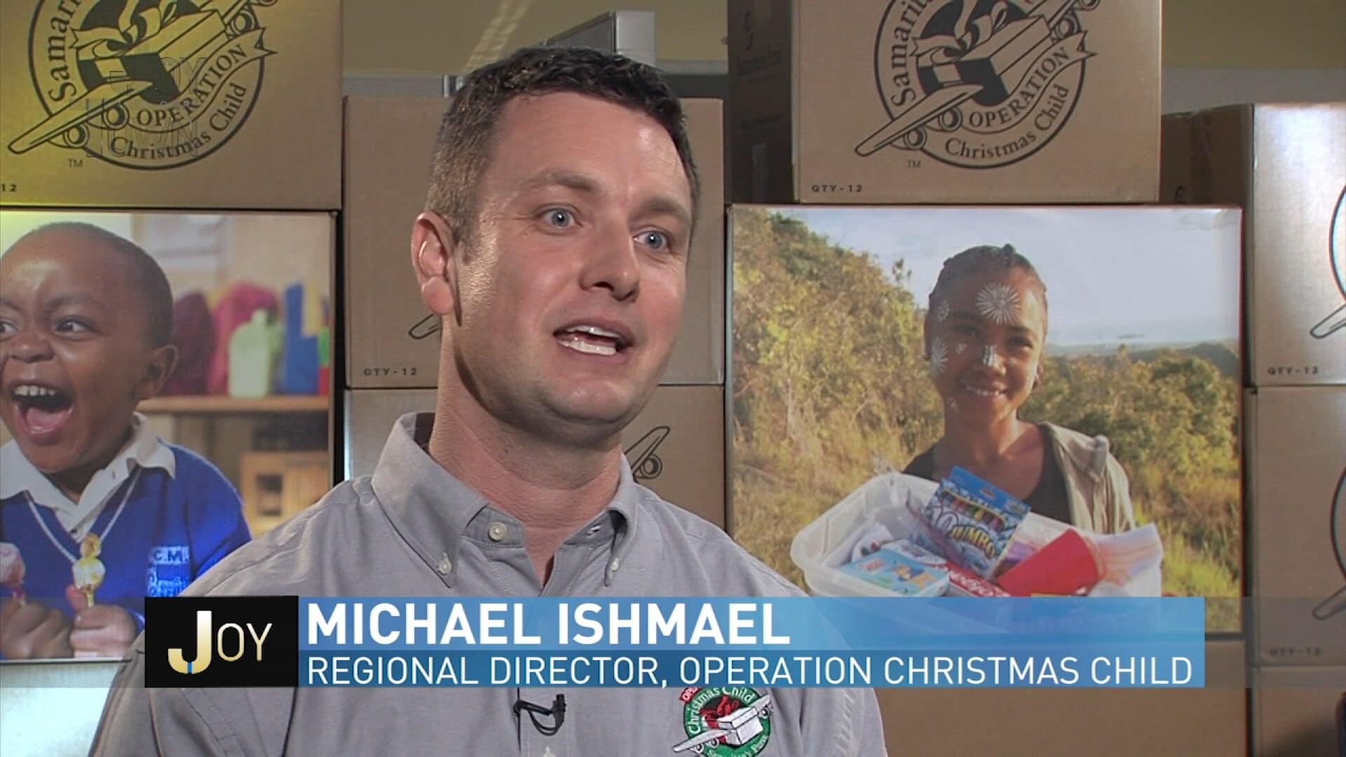 Samaritan's Purse - Operation Christmas Child