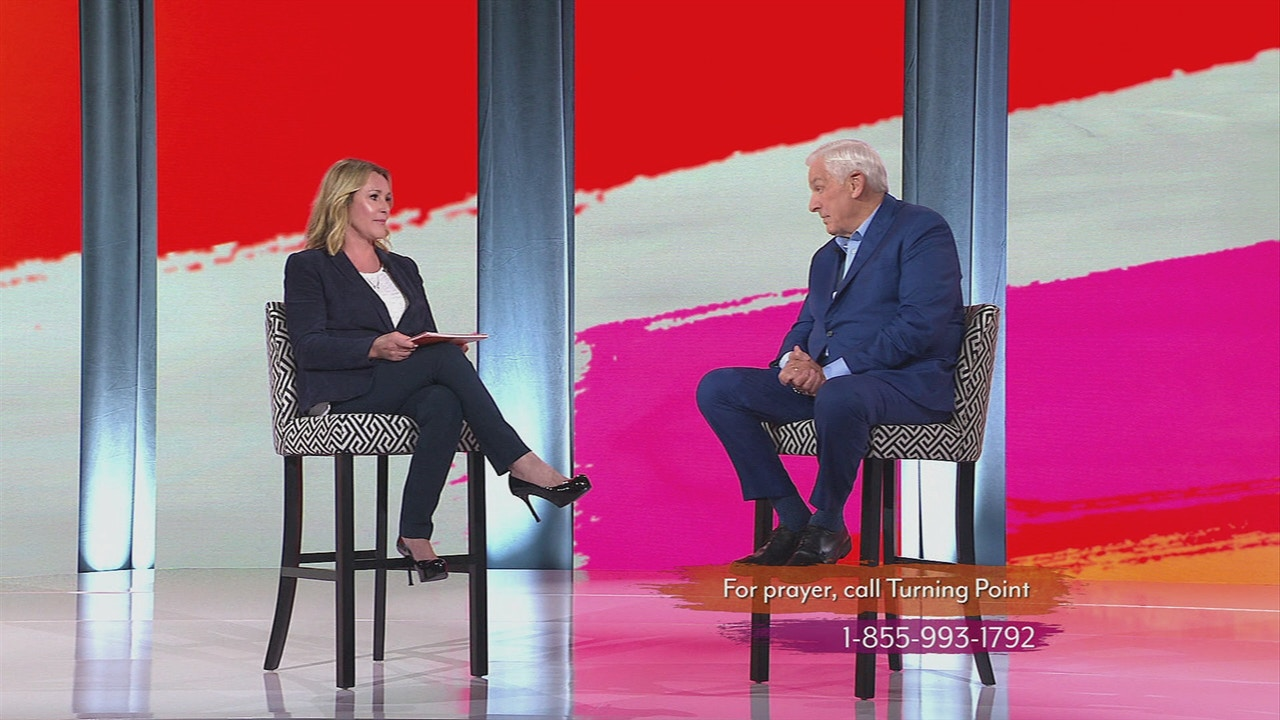 Watch Forward Interview with Dr. David Jeremiah