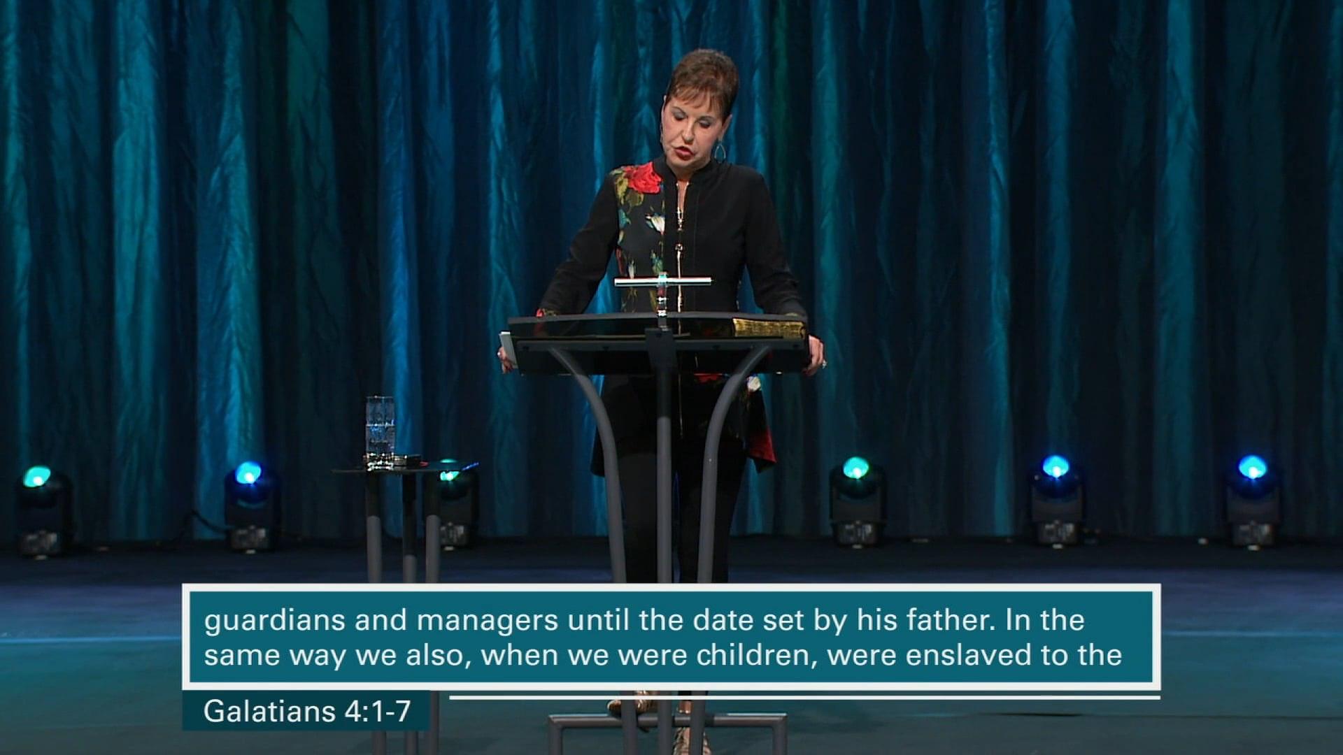 Watch Galatians Bible Study Part 4