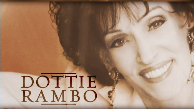 Dottie Rambo with the Homecoming Friends