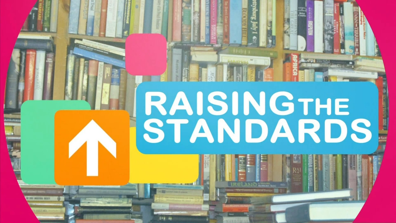 Watch Raising the Standards with Andrea Ramirez