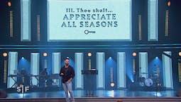 Video Image Thumbnail:The ConTENtment Commandments Part 2
