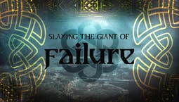Video Image Thumbnail:Slaying the Giant of Failure