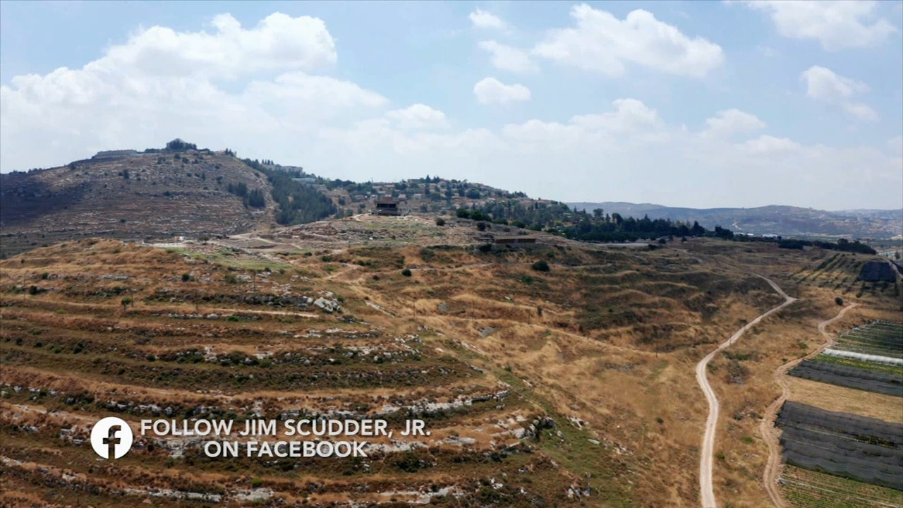 Watch Jim Scudder, Jr.:  InGrace
