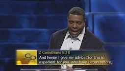 Video Image Thumbnail:Giving in Patnership and Fellowship