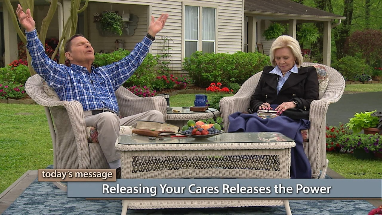 Watch Releasing Your Cares Releases the Power
