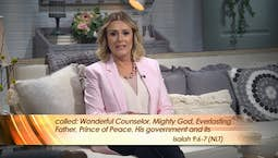 Video Image Thumbnail:Sheila Walsh | He is Risen!