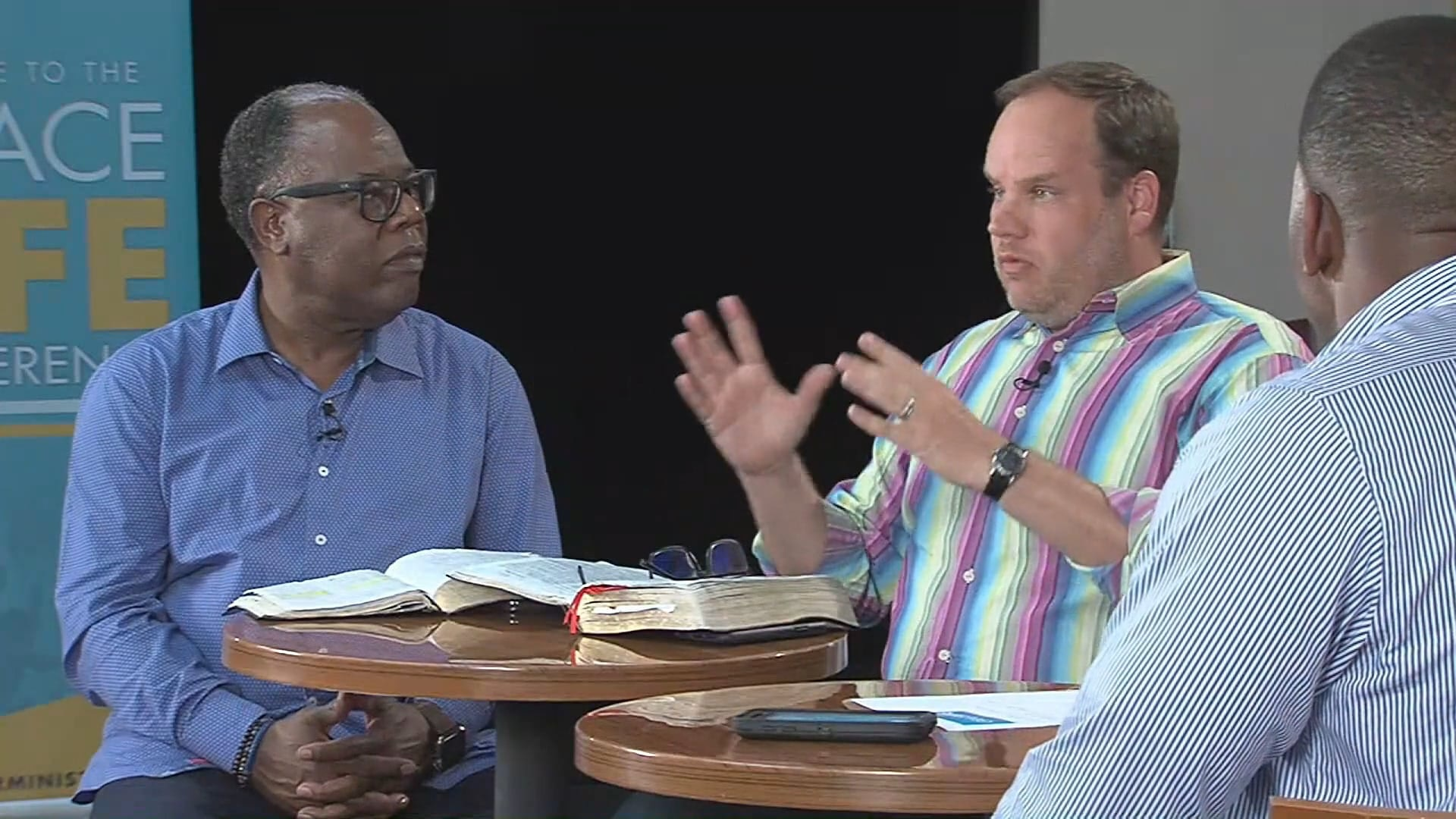Watch Grace: A Round Table Discussion Part 3