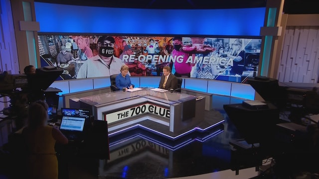 The 700 Club | May 15, 2020