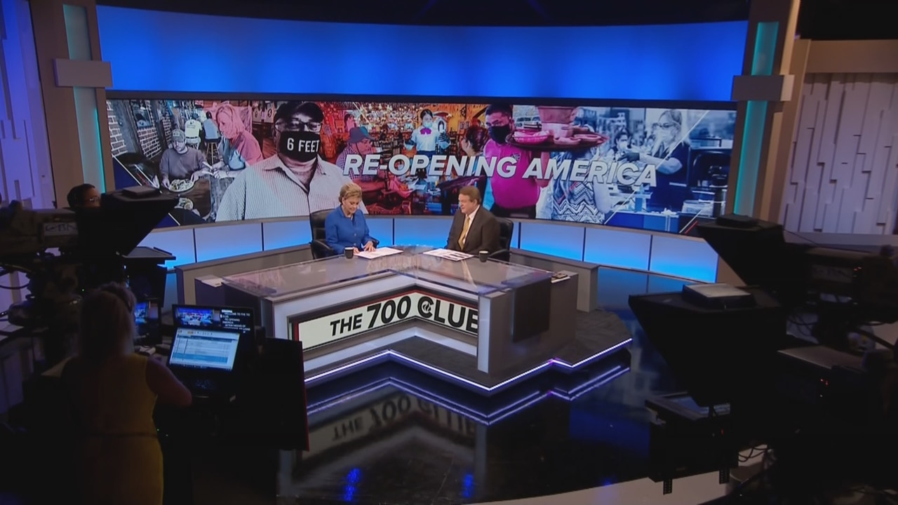 Watch The 700 Club | May 15, 2020