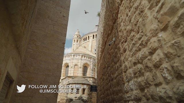 Jesus' Last Day Part 1